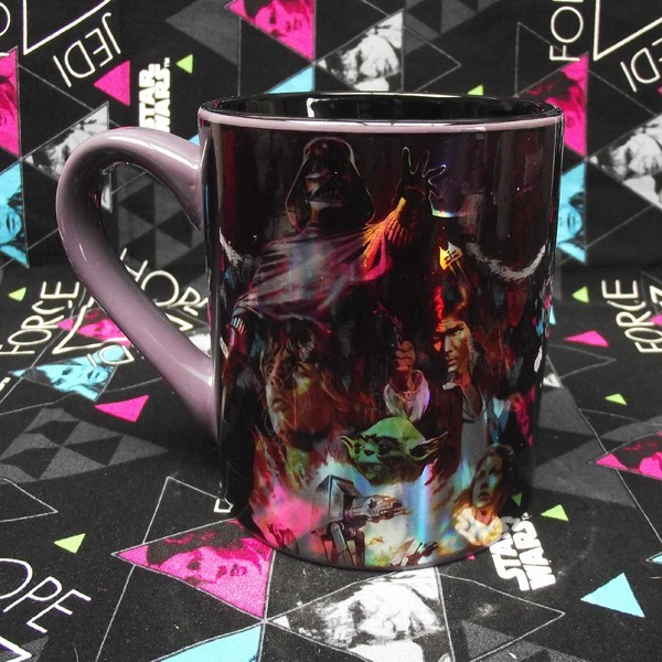 Buy Mug Star Wars Characters Yoda Jedi sith Cup merchandise collectibles