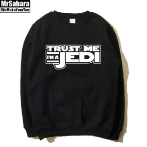 Merchandise Sweatshirt Trust Me I Am Jedi Star Wars
