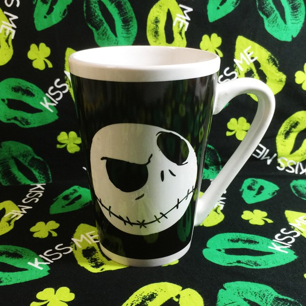 Buy Tall Mug Jack Nightmare before Christmas Cup merchandise collectibles