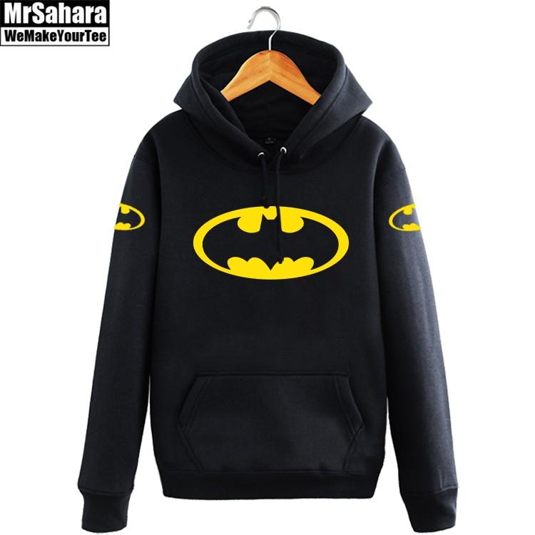 Merchandise Hoodie Batman Logos Classic Dc Universe Pullover