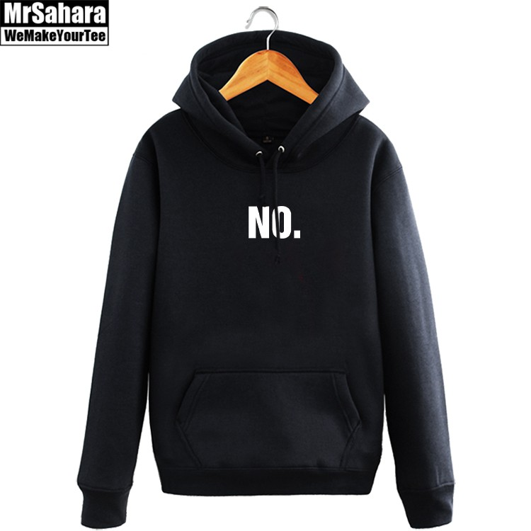 Merch Hoodie No. Sign Phrase Pullover