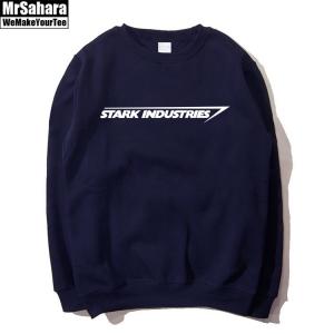 Merch Sweatshirt Stark Industries Tony Avengers