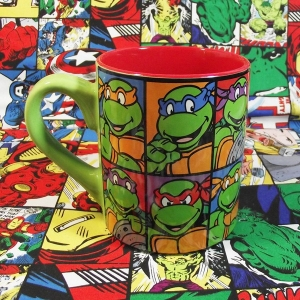 Buy Ceramic Mug TMNT Ninja Turles Cup merchandise collectibles