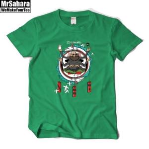 Collectibles T-Shirt Mens Miyazaki Kamaji Spirited Away