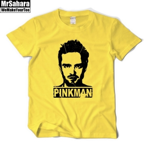 Collectibles - T-Shirt Mens Jesse Pinkma Breaking Bad