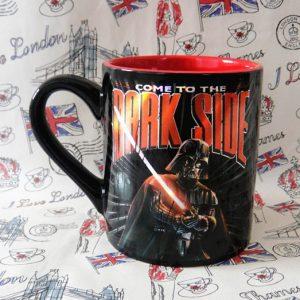 Buy Ceramic Mug Star Wars Dark Side Vader Cup merchandise collectibles