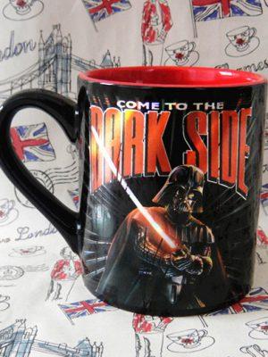 Buy Ceramic Mug Star Wars Dark Side Vader Cup