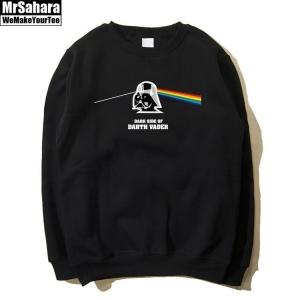 Merch Sweatshirt Darth Vader Pink Floyd Dark Side