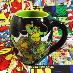 Buy Ceramic Mug TMNT Mutant Ninja Turles Cup merchandise collectibles