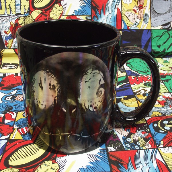 Buy Mug Nightmare Before Christmas Art Cup