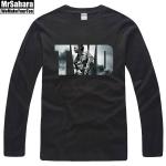 Merchandise Longsleeve Mens Twd The Walking Dead Rick