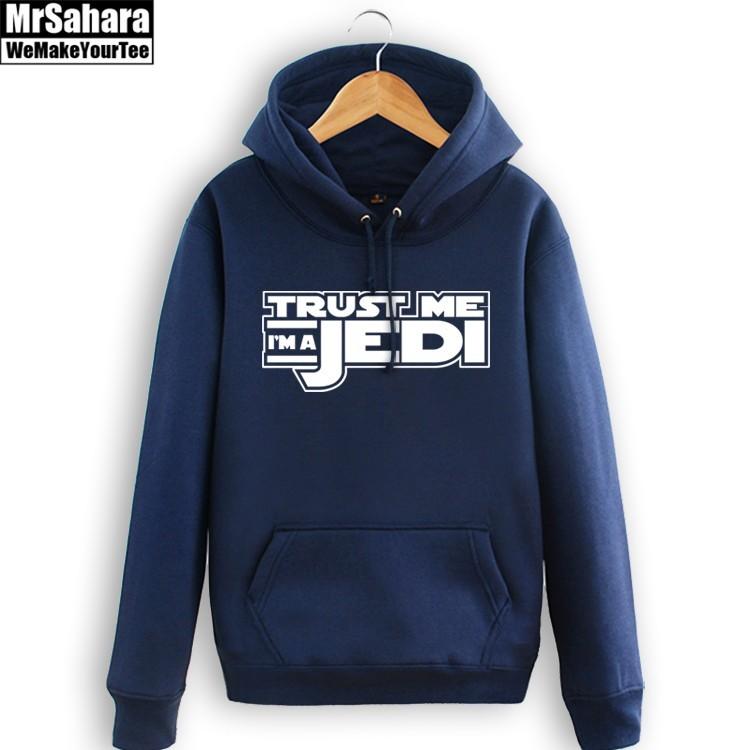 Merchandise Hoodie Trust Me I'M A Jedi Star Wars Pullover