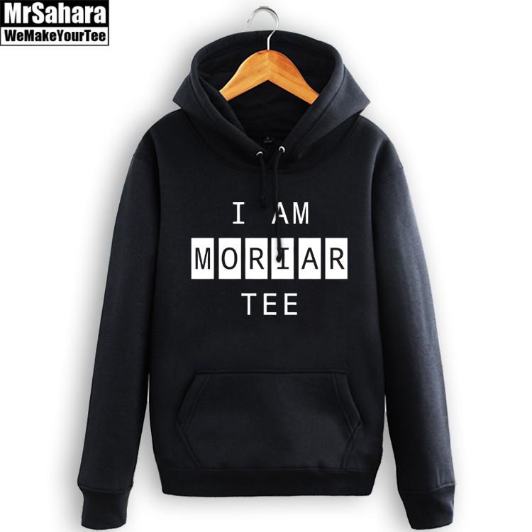 Merchandise Hoodie I Am Moriartee Sherlock Pullover