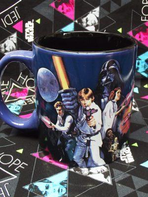 Buy Ceramic Mug Classic Poster Star Wars Cup