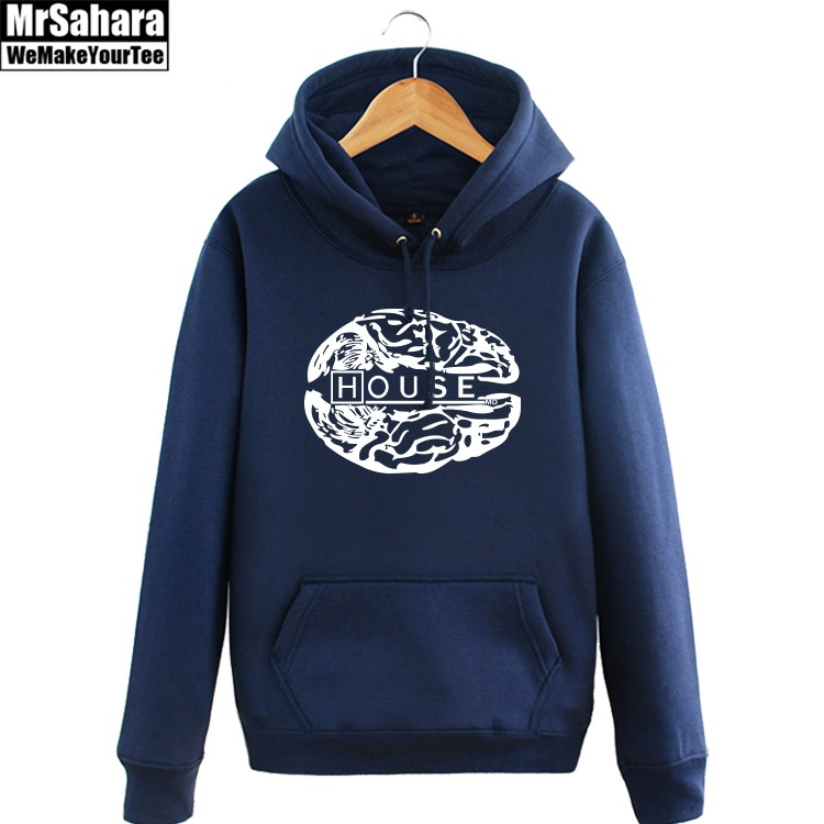 Merch Hoodie House Md Tv Series Show Pullover