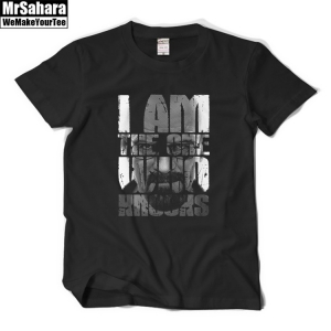Collectibles - T-Shirt Mens The One Who Knocks Breaking Bad