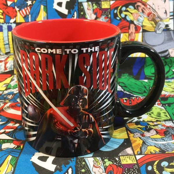 Buy Ceramic Mug Star Wars Darth Vader Cup