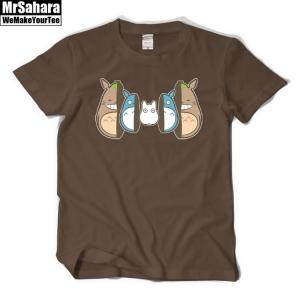 Merchandise T-Shirt Mens Miyazaki My Neighbour Totoro