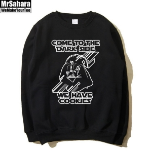 Merchandise Sweatshirt Darth Vader Star Wars Cookies