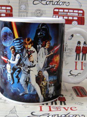 Buy Ceramic Mug Star Wars Classic Cover Cup
