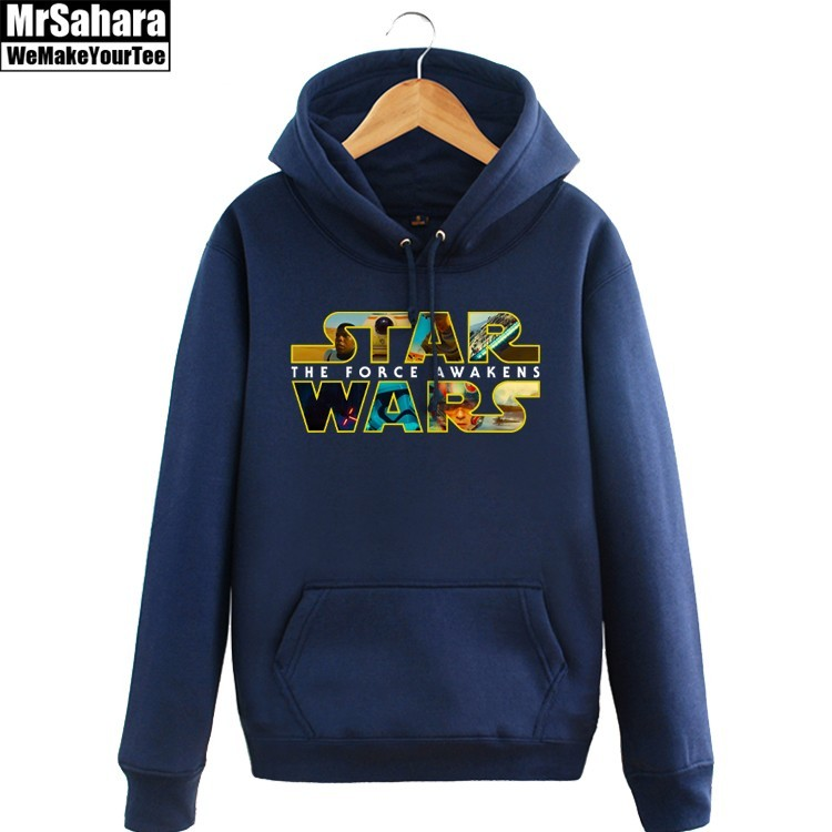Collectibles Hoodie Star Wars The Force Awakens Pullover