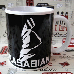 Buy Ceramic Mug Kasabian Band Music Cup merchandise collectibles