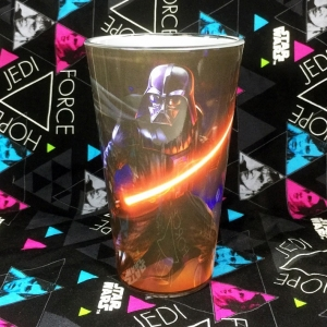 Buy Glassware Star Wars Darth Vader Cup merchandise collectibles