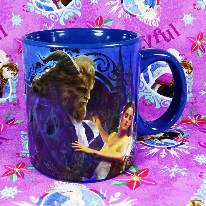 Buy Ceramic Mug Beauty and The Beast 2017 Cup merchandise collectibles