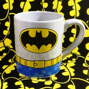 Buy Ceramic Mug Classic Batman Logo Cup merchandise collectibles