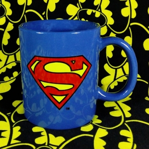 Buy Ceramic Mug Superman Logo S DC Universe Cup merchandise collectibles