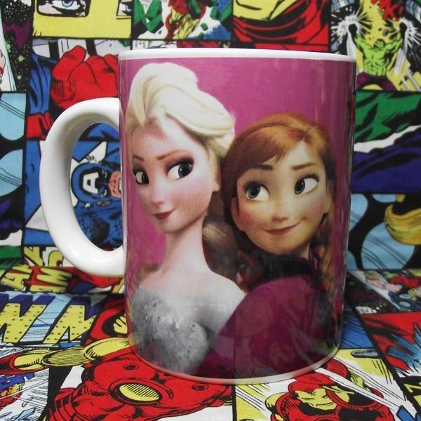 Buy Ceramic Mug Elsa Frozen Anna Disney Cup merchandise collectibles