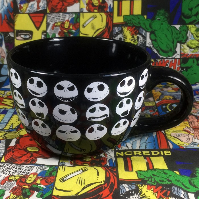 Buy Mug Tea Jack Nightmare Before Christmas Cup