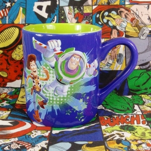 Buy Ceramic Mug Toy Story Pixar Buzz Cup merchandise collectibles