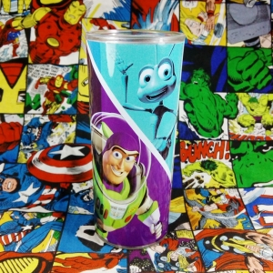 Buy Glassware Pixar Toy Story A Bug's Life Glass Merchandise collectibles