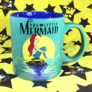 Buy Ceramic Mug Mermaid Disney Ariel Cup merchandise collectibles