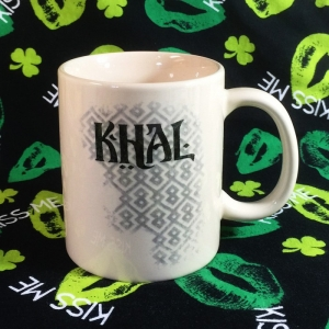 Buy Mug Khal game of Thrones Moon Cup merchandise collectibles
