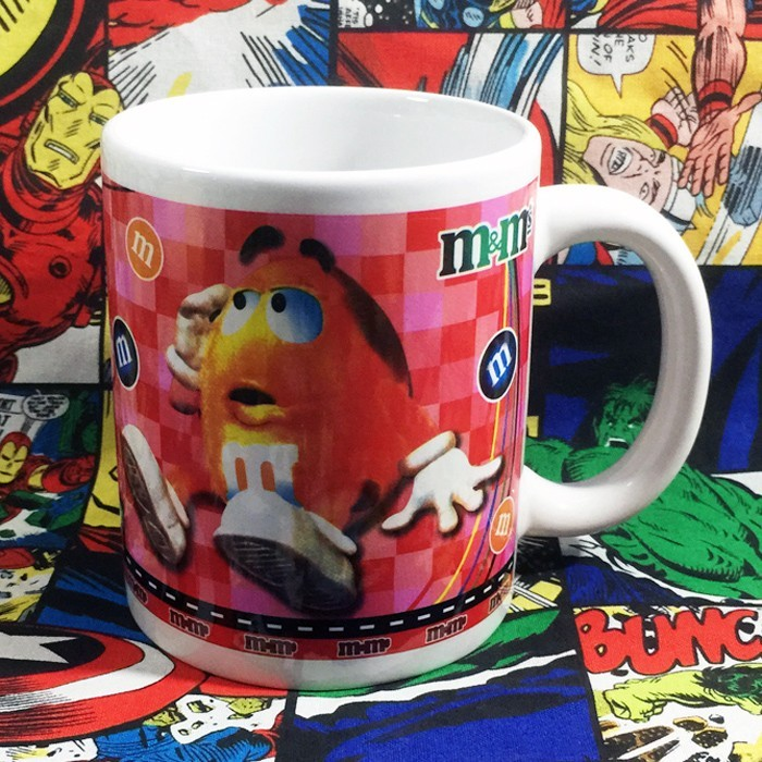 Buy Ceramic Mug M&M Sweets Characters Cup merchandise collectibles