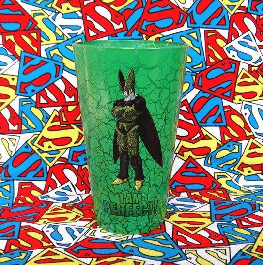 Buy Glassware Dragon Ball Z I Am Perfect Cup Merchandise collectibles