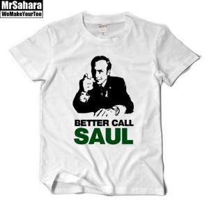 Merch T-Shirt Mens Better Call Saul Tv Episode Cover