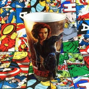 Buy Ceramic Mug Avengers Black Widow Cup merchandise collectibles