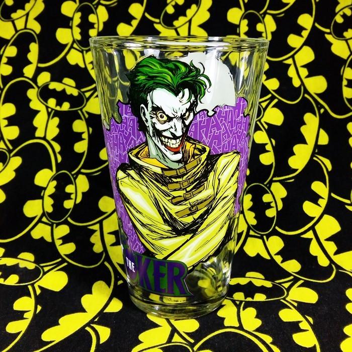 Buy Glassware Joker Animation DC Comics Cup