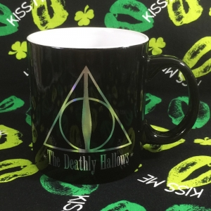Buy Ceramic Mug deathly hallows Harry Potter Cup merchandise collectibles