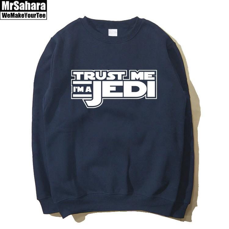 Merch Sweatshirt Trust Me I Am Jedi Star Wars