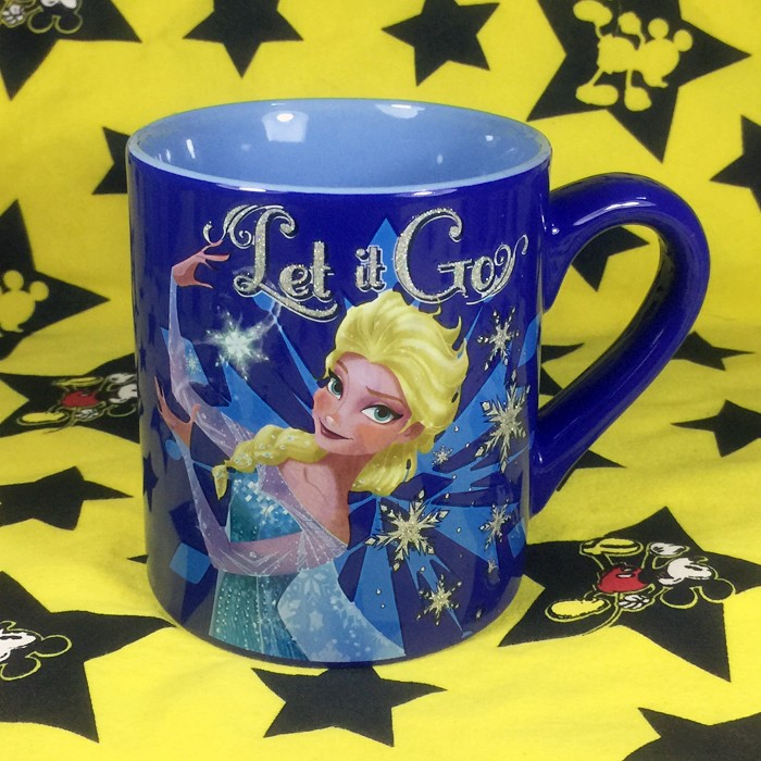 Buy Ceramic Mug Let it Go Frozen Disney Cup merchandise collectibles