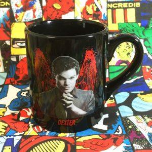 Buy Ceramic Mug Dexter TV Show Series Cup merchandise collectibles