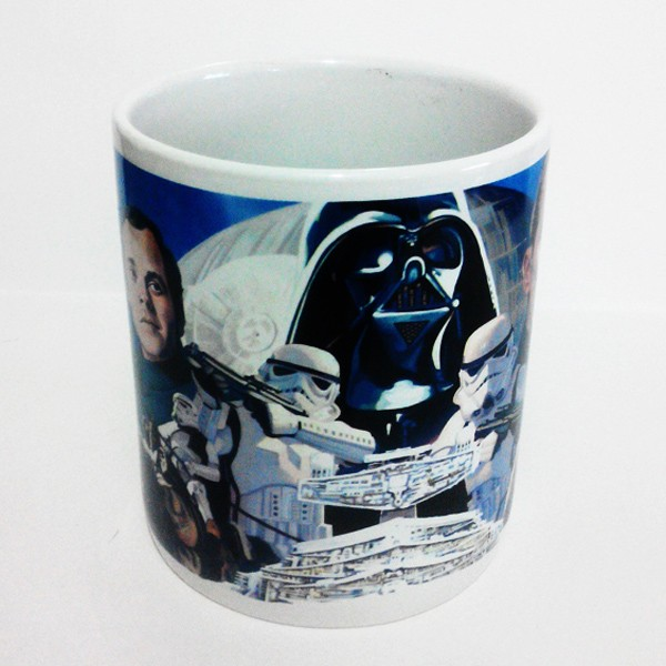Buy Ceramic Mug Star Wars Empire Cup merchandise collectibles