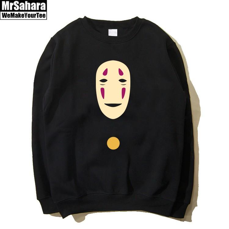 Merch Sweatshirt Miyazaki Spirited Away Bandai-Gaeru