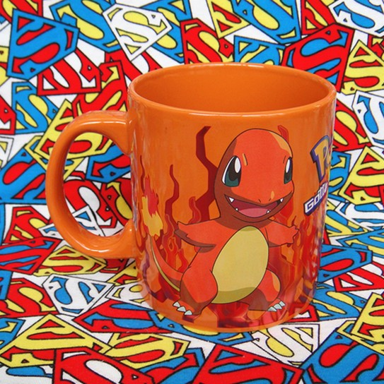 Buy Ceramic Mug Charmander Pokemon Fire Cup