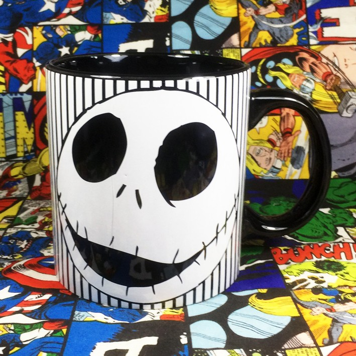 Buy Mug Jack's Face Nightmare Before Christmas Cup merchandise collectibles