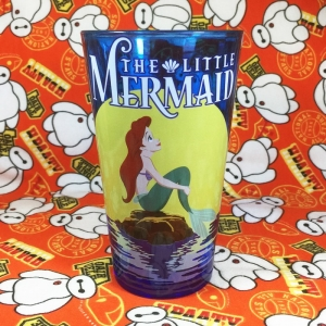 Buy Glassware Little Mermaid Disney animation Cup merchandise collectibles